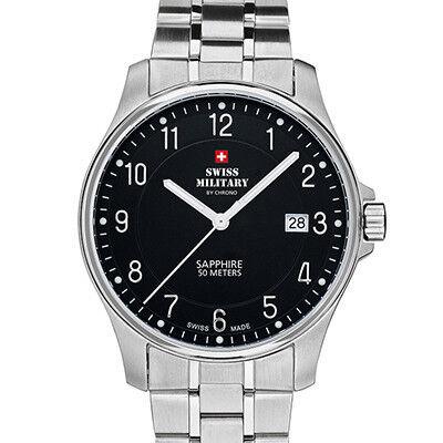 Часы Swiss Military by Chrono Наручные часы SM30137.01 - фото 1