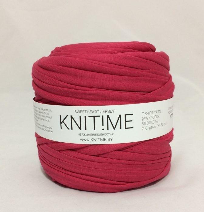 Товар для рукоделия Knit!Me Ленточная пряжа Sweetheart Jersey - SJ271 - фото 1