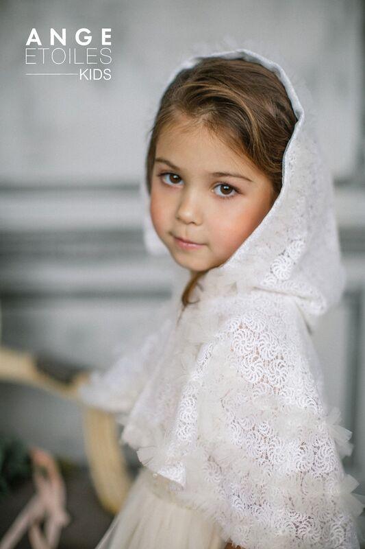 Вечернее платье Ange Etoiles Детское платье Kids Nuria - фото 1