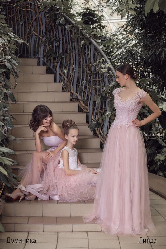 Свадебное платье напрокат Vintage Платье свадебное «Доминика» - фото 3