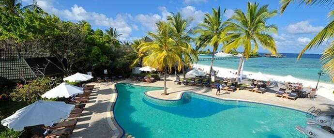 Туристическое агентство Jimmi Travel Отдых на Мальдивах, Paradise Island Resort 5* - фото 1