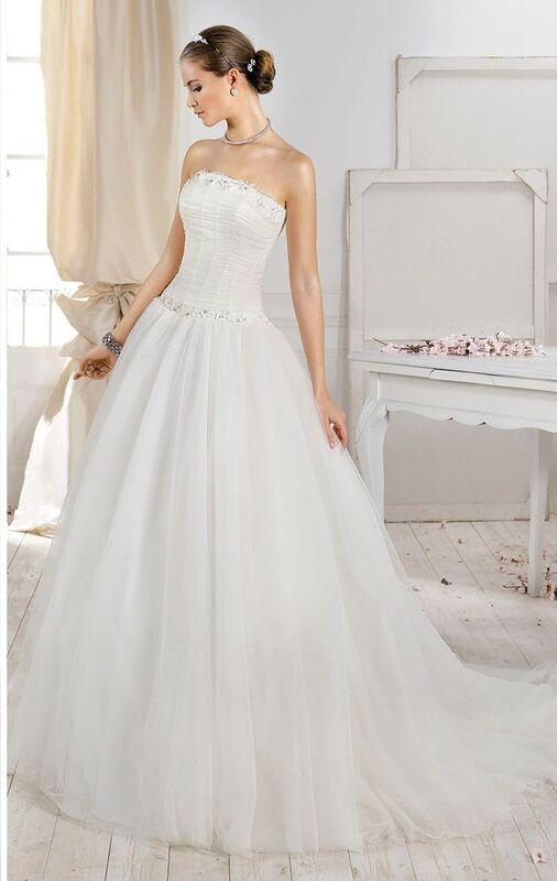 Свадебный салон Fara Sposa Свадебное платье 5501 - фото 1
