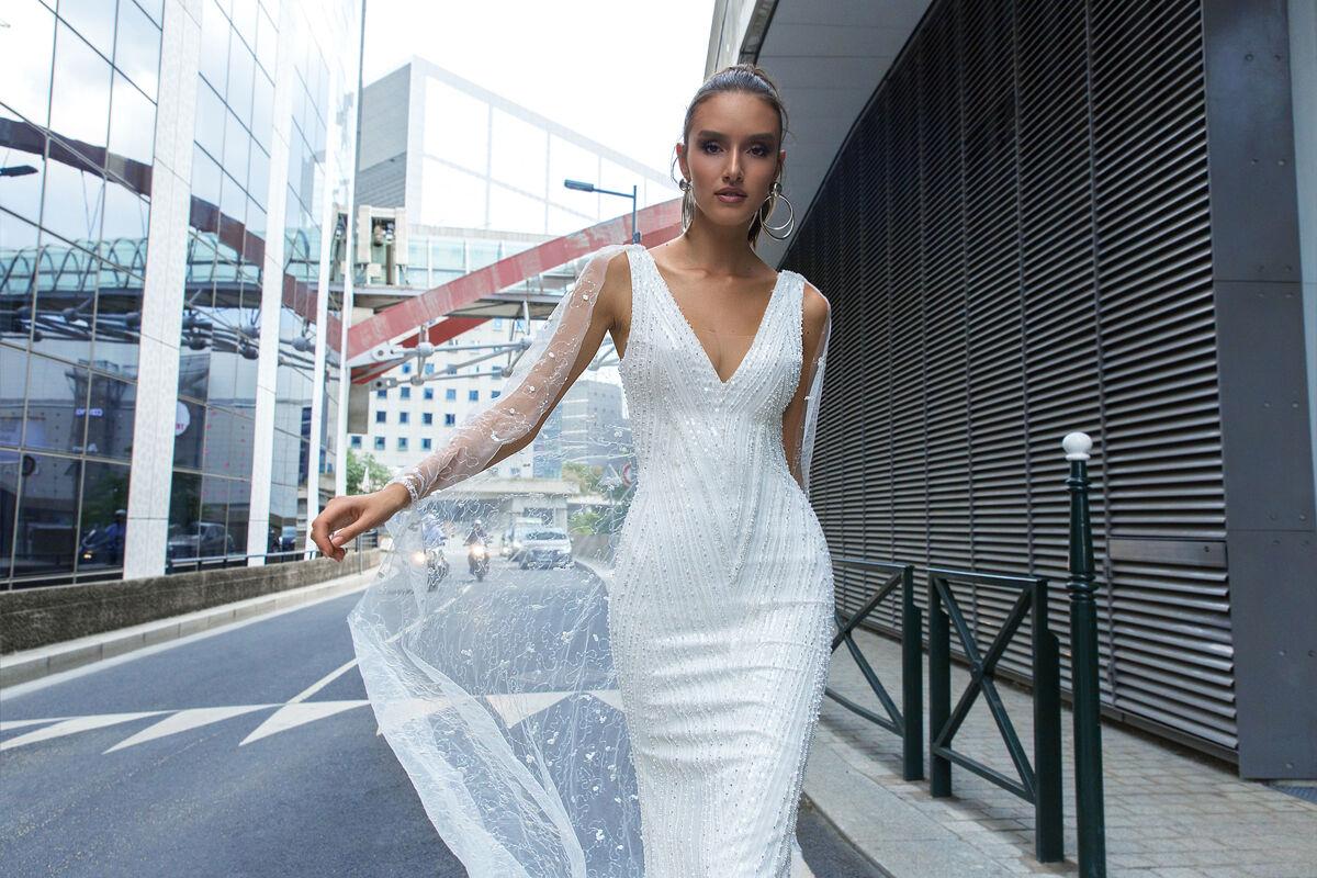 Свадебный салон Crystal Свадебное платье Sally - фото 4