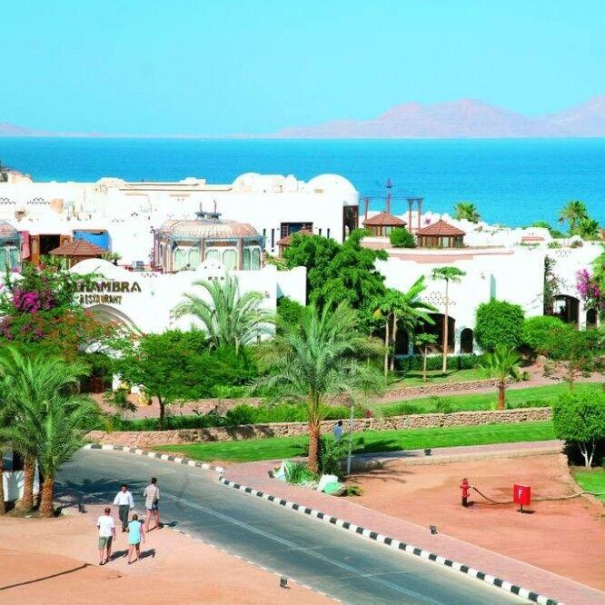 Туристическое агентство Кросс тур Пляжный авиатур в Египет, Шарм-эль-Шейх, Domina Coral Bay Aquamarine Beach 5* - фото 1