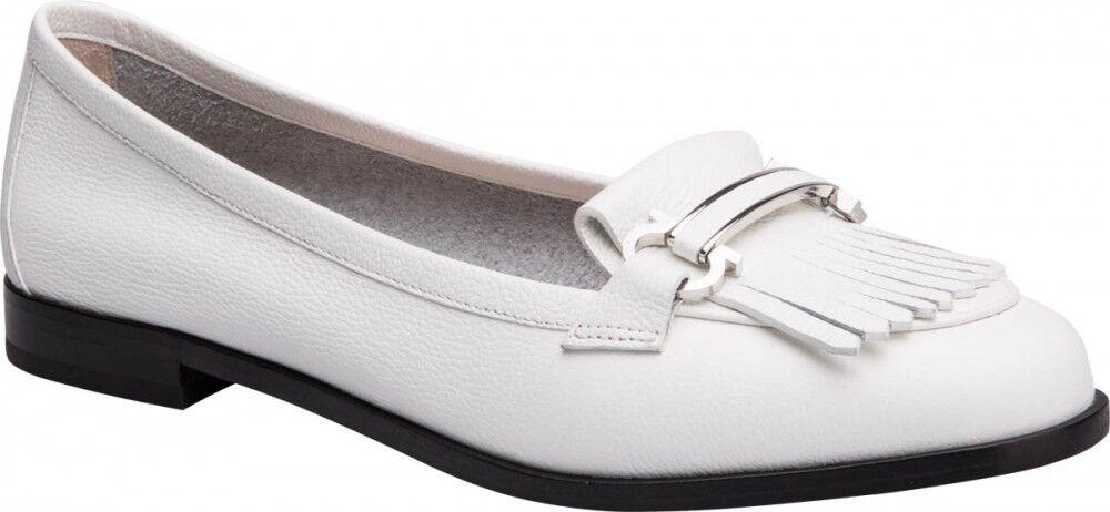 Обувь женская Alla Pugachova Туфли женские 1799-01 white - фото 1