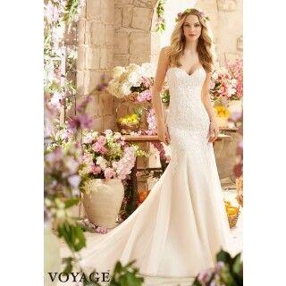 Свадебное платье напрокат Mori Lee Платье свадебное 6807 - фото 1