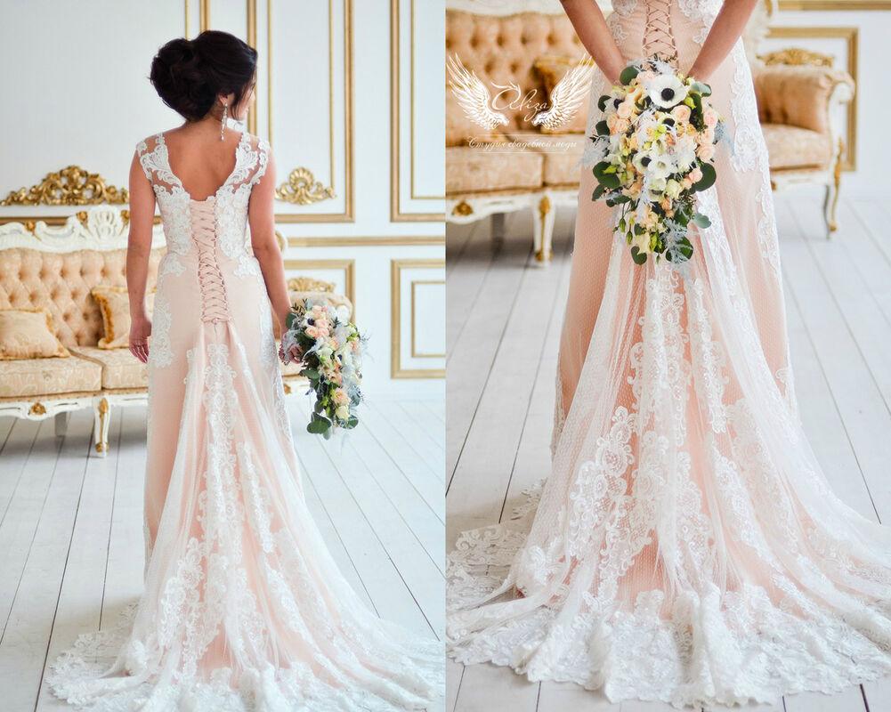 Свадебное платье напрокат ALIZA Свадебное платье «Persia» - фото 2