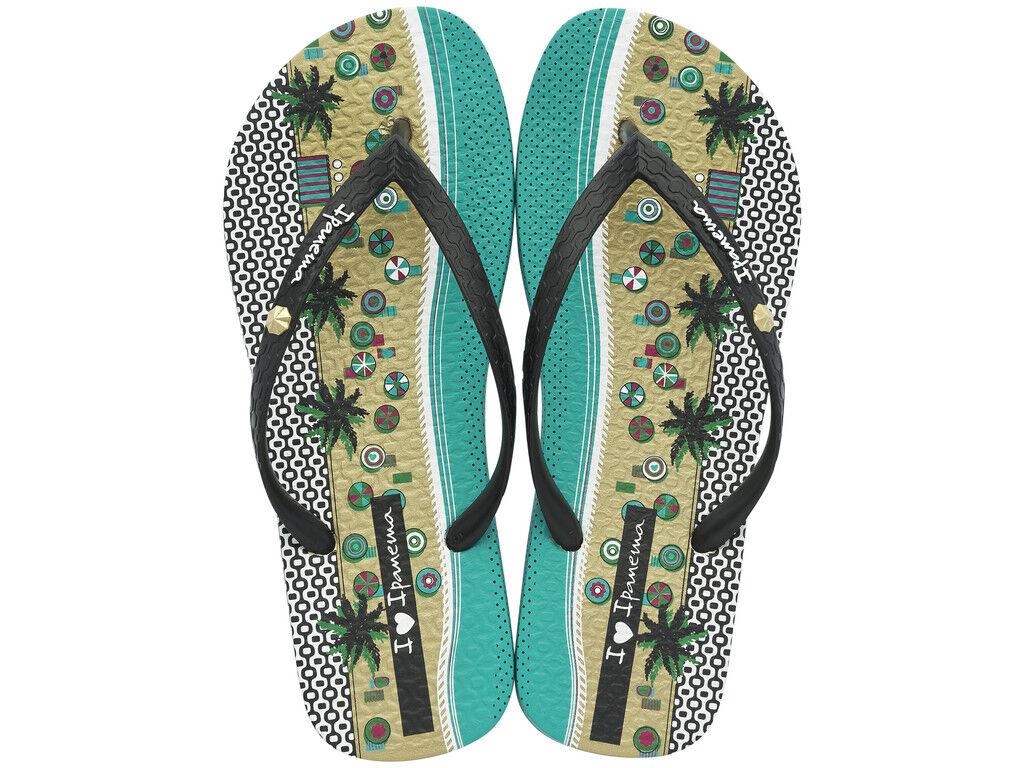 Обувь женская Ipanema Сланцы I Love Tribal Fem 82034-20837-1 - фото 1