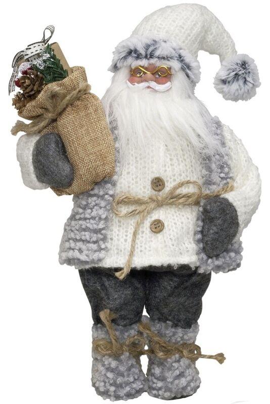Подарок на Новый год Eurotrading Статуэка «Дед Мороз» 36652, 30 см - фото 1
