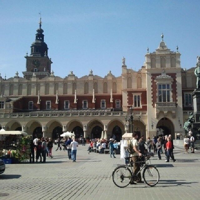 Туристическое агентство Голубой парус Автобусный экскурсионный тур «Краков – Величка – Варшава» - фото 2