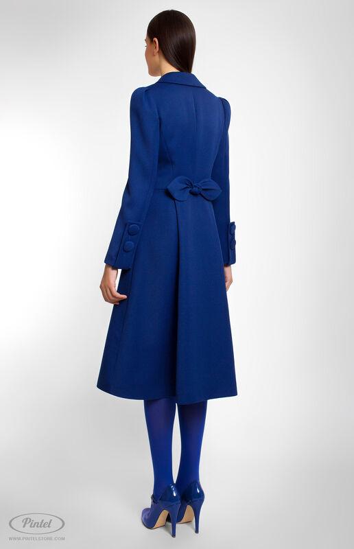 Верхняя одежда женская Pintel™ Приталенное пальто из натуральной шерсти  Avonnie - фото 2