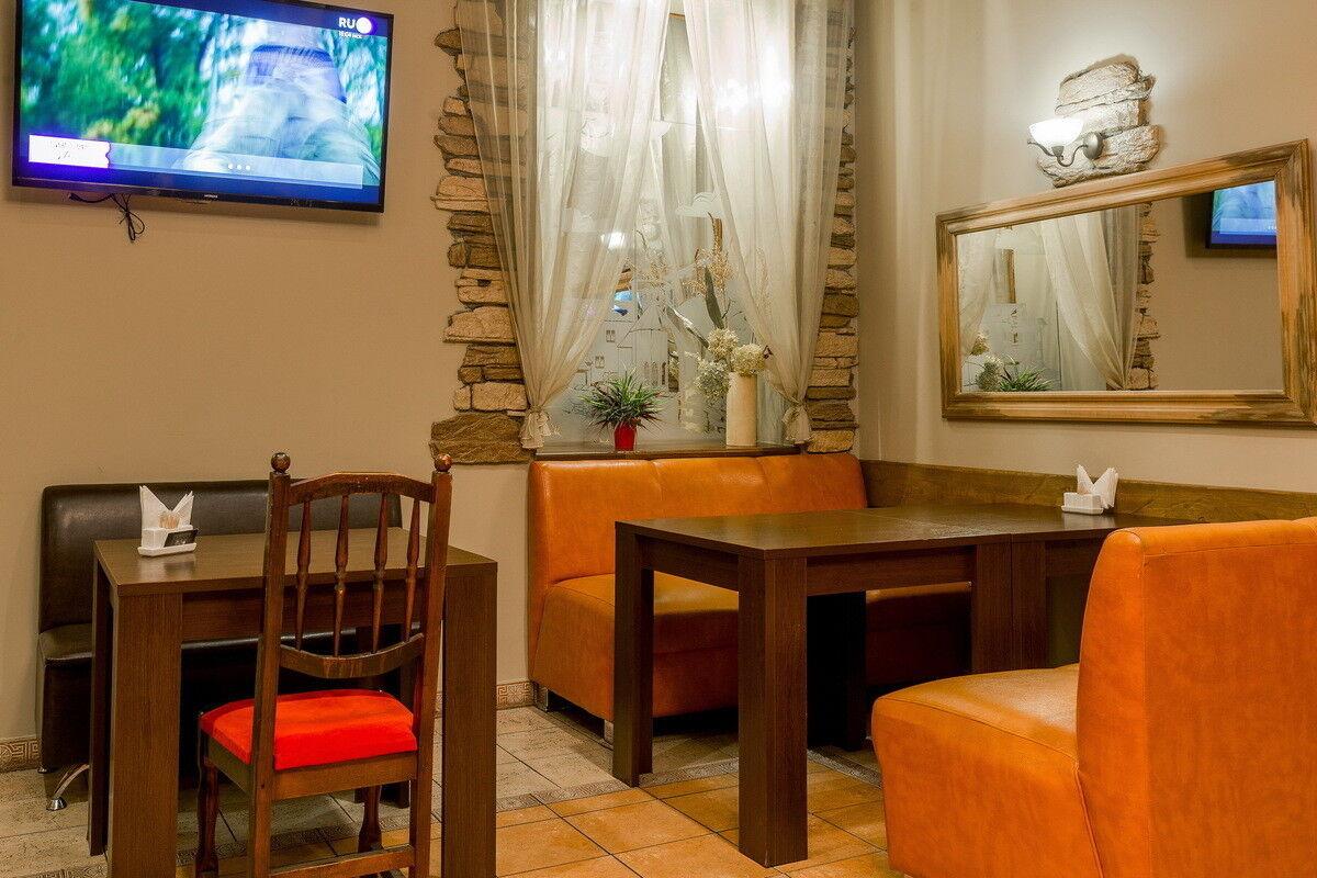 Ресторан и кафе на Новый год Бизон Большой зал - фото 3