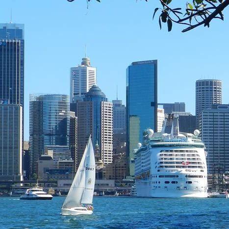 Туристическое агентство Матэп-90 Круиз «Из Гонконга в Сингапур» на лайнере Voyager of the Seas 5* - фото 1