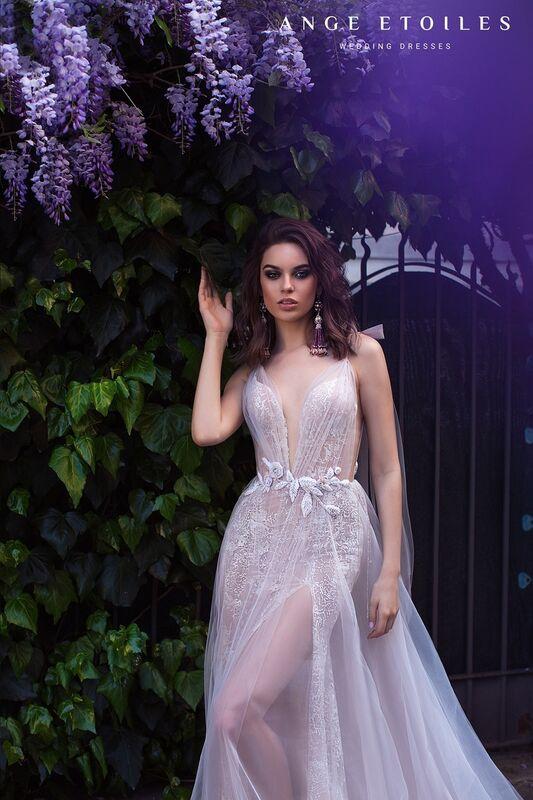 Свадебный салон Ange Etoiles Платье свадебное Ali Damore Afina - фото 3
