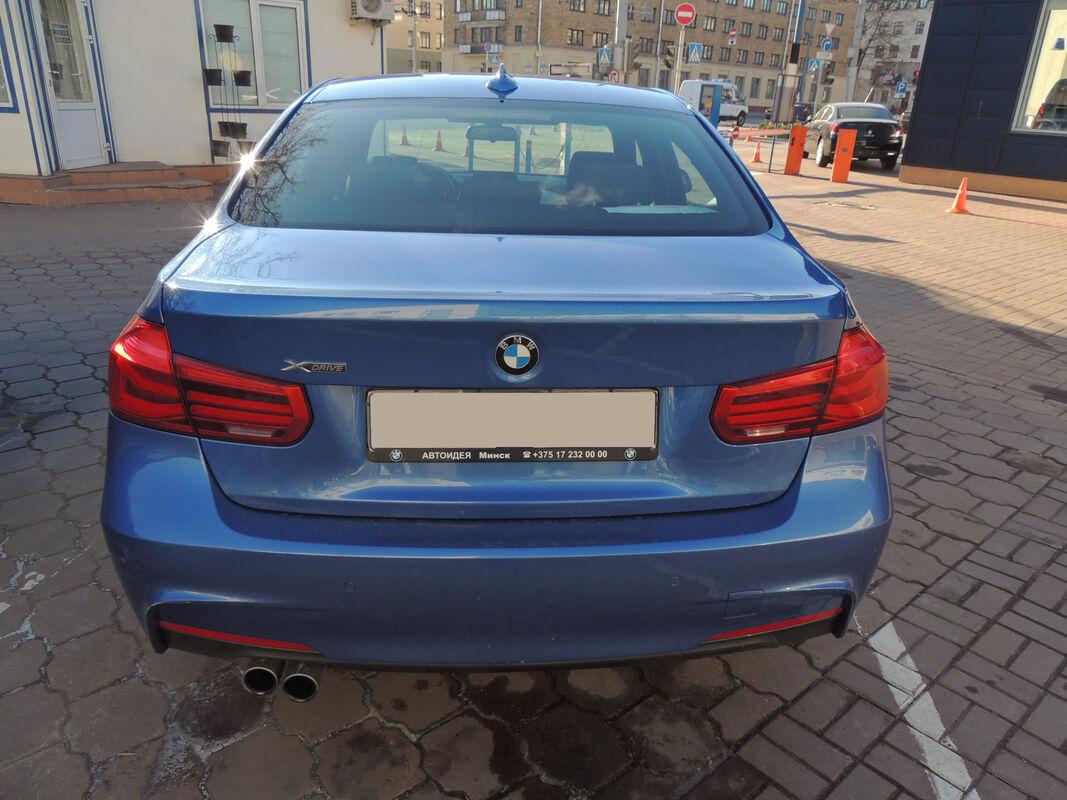 Прокат авто BMW BMW 320 M performance - фото 5