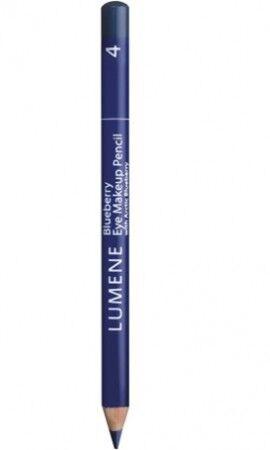 Декоративная косметика LUMENE Карандаш контурный для век Blueberry, оттенок 4 - фото 1