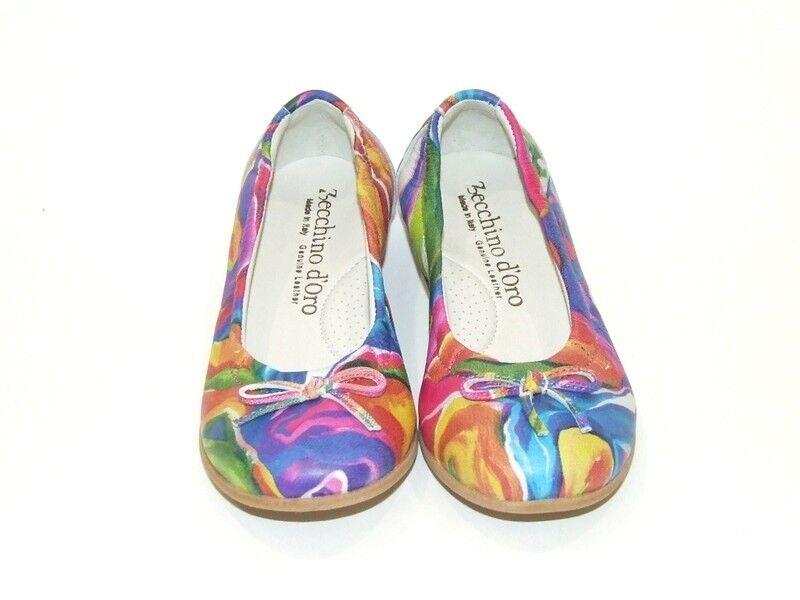 Обувь детская Zecchino d'Oro Туфли для девочки F01-3105 - фото 1