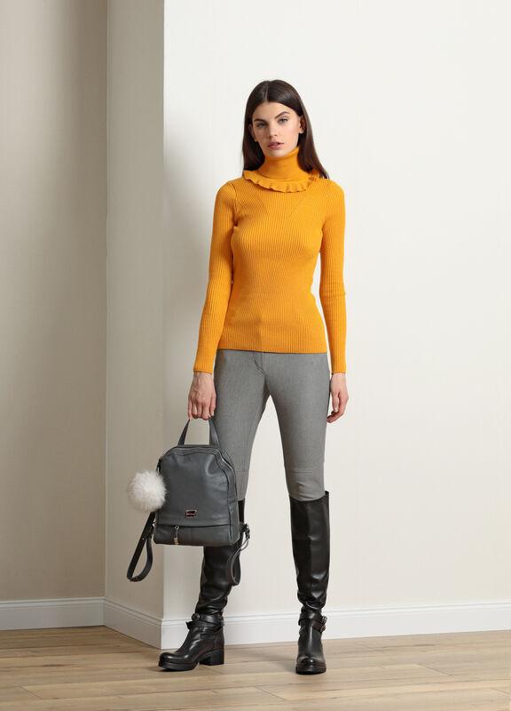 Кофта, блузка, футболка женская Burvin Свитер женский 5818 - фото 1