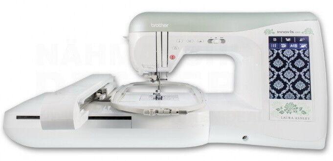 Товар для рукоделия Brother Швейно-вышивальная машина Innov-is 2200 (NV 2200) Laura Ashley - фото 1
