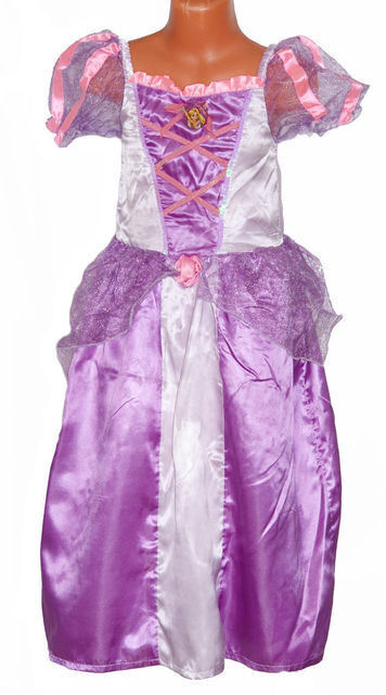 Карнавальный костюм Disney Платье карнавальное «Рапунцель» - фото 1