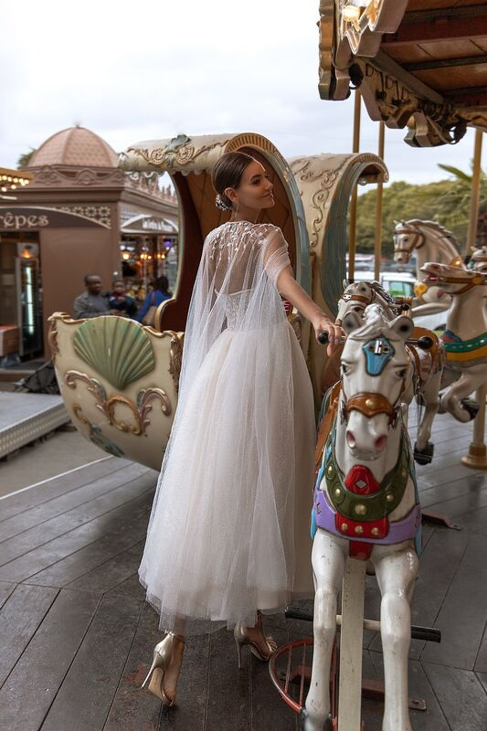 "Свадебный салон ALIZA свадебное платье ""Inessye"" - фото 4"