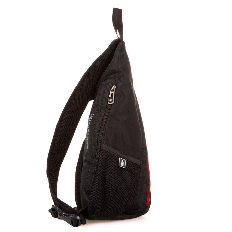 Магазин сумок SwissGear Рюкзак мужской черный 205-983110 - фото 3