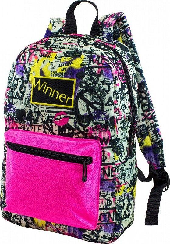 Магазин сумок Winner Рюкзак молодежный 155 - фото 1