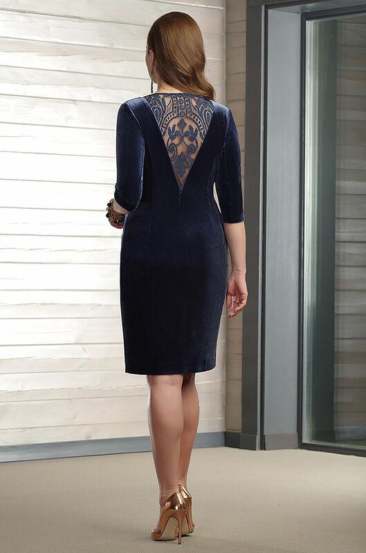 Платье женское Gold Style Платье женское 2073 - фото 2