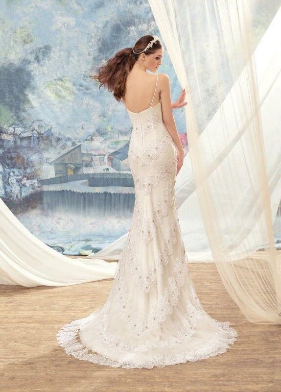 Свадебный салон Papilio Свадебное платье «Чибис» 1728L - фото 2