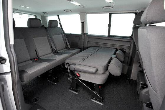 Аренда авто Volkswagen Caravelle T5 2013 г.в. - фото 3