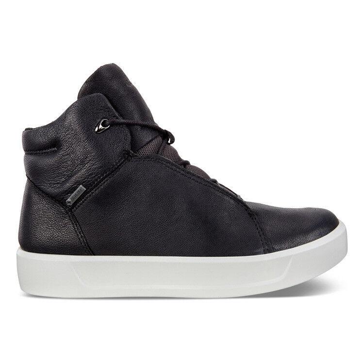 Обувь детская ECCO Кеды высокие S8 781103/01001 - фото 3