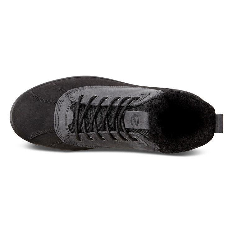 Обувь мужская ECCO Кеды высокие SOFT 7 TRED 450124/51052 - фото 6