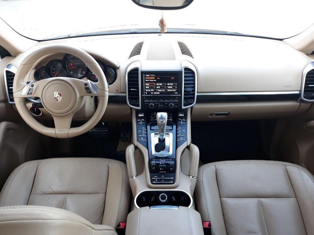 Прокат авто Porsche Cayenne 2010 г.в. - фото 2