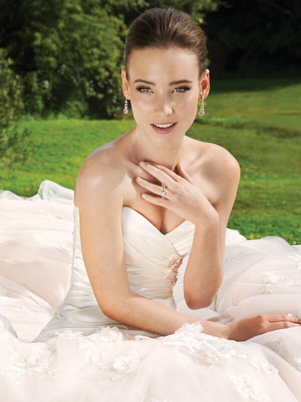 Свадебное платье напрокат Sophia Tolli Свадебное платье Y11300 Primrose 1 - фото 5