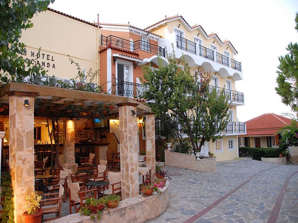 Туристическое агентство Трэвел Сок Пляжный авиатур в Грецию, Закинф, Locanda Hotel 3* - фото 2