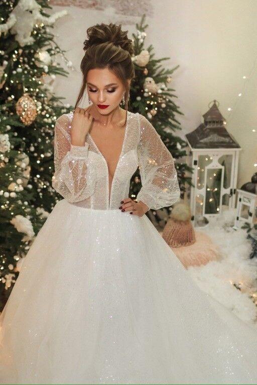 Свадебное платье напрокат Rafineza Свадебное платье Betty напрокат - фото 4