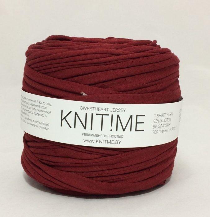 Товар для рукоделия Knit!Me Ленточная пряжа Sweetheart Jersey - SJ274 - фото 1