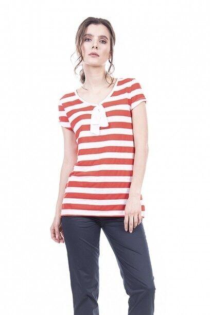 Кофта, блузка, футболка женская SAVAGE Футболка женская арт. 915814 - фото 2