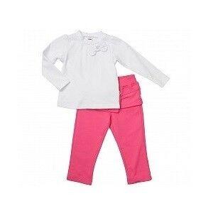 Одежда для дома детская Mini Maxi Комплект для девочки UD0525/UD0306 - фото 1