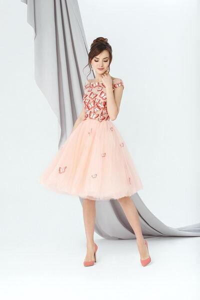 Платье женское EMSE Платье женское 0242/02 - фото 1