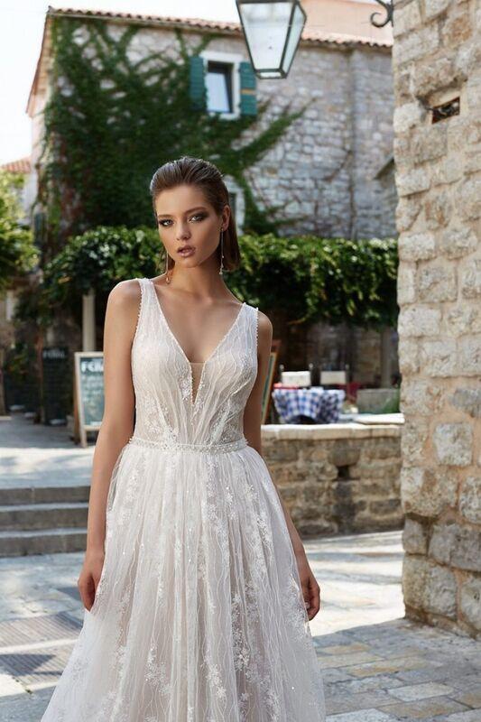 Свадебный салон Armonia Платье свадебное Amalthea - фото 3