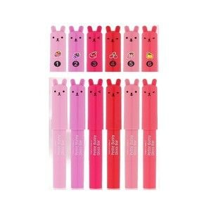 Декоративная косметика TONYMOLY Увлажняющая помада-блеск Petite Bunny Gloss Bar - фото 1