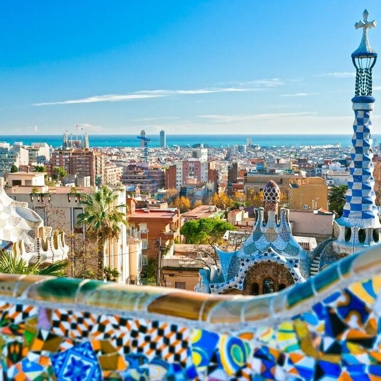 Туристическое агентство Внешинтурист Экскурсионный авиатур SP1avia «Знакомьтесь, Барселона!» - фото 1