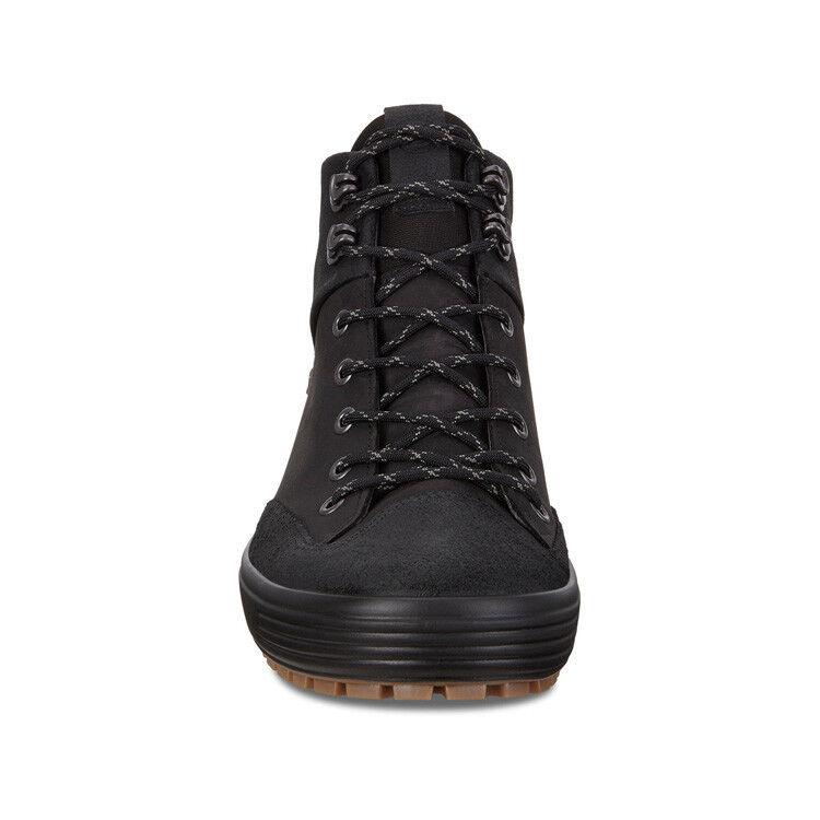 Обувь мужская ECCO Кеды высокие SOFT 7 TRED 450114/51052 - фото 4