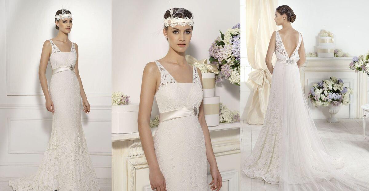 Свадебное платье напрокат Novia D'Art Платье свадебное Pekin - фото 2