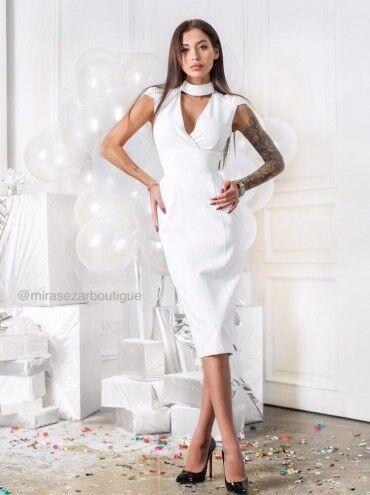 Платье женское Mira Sezar Платье женское «Дакота» - фото 1