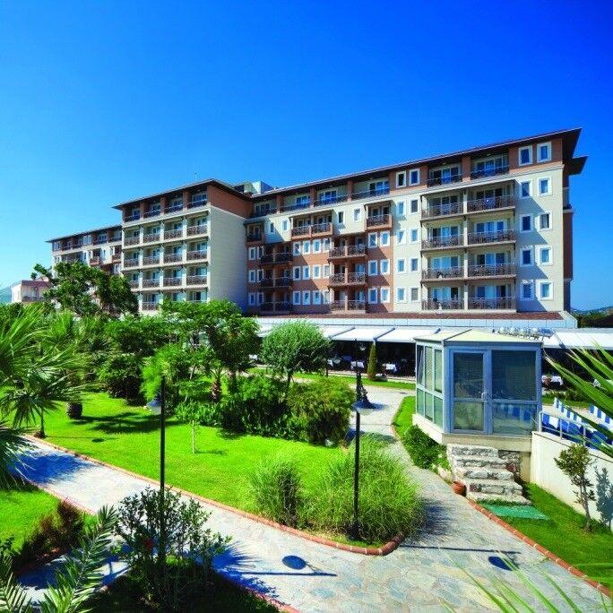 Туристическое агентство Вокруг Света Пляжный авиатур в Турцию, Кушадасы, Club Cactus Paradise 4* - фото 1