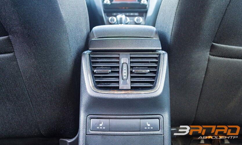 Аренда авто SKODA Octavia белая 2015 - фото 4