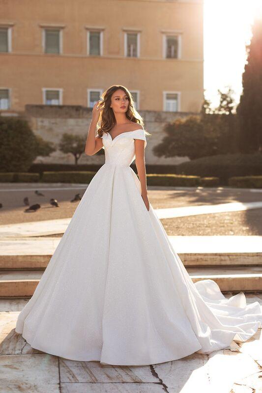 """Свадебный салон ALIZA свадебное платье """"Eftallye"""" - фото 1"""