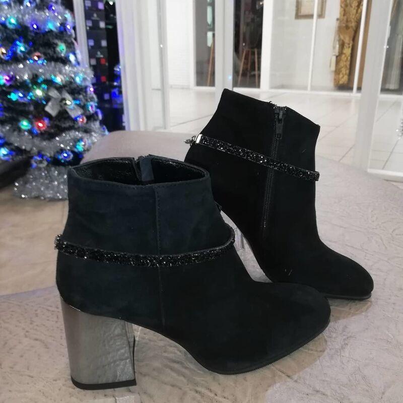 Обувь женская La Repo Ботинки женские 5016 - фото 2
